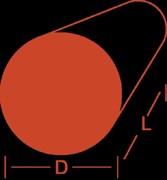 Rundstange - Kupfer