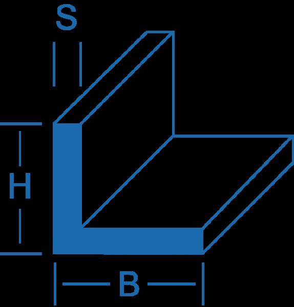 Winkel - Aluminium